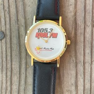 Men's Gold Plated Watch for Parts